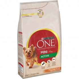 Purina One Mini Active Pollo y Arroz
