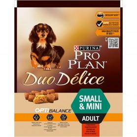Pienso Purina Pro Plan DuoDelice Small Buey