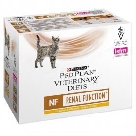 Purina Pro Plan Veterinary Diet FELINE NF Pouch Pollo