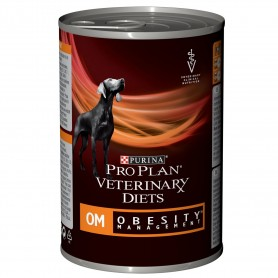 Comida húmeda Purina Pro Plan Veterinary Diets Canine OM Obesity Management Mousse
