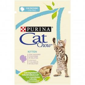 Purina Cat Chow Gatito con Pavo