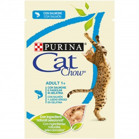 Purina Cat Chow Adulto con Salmón