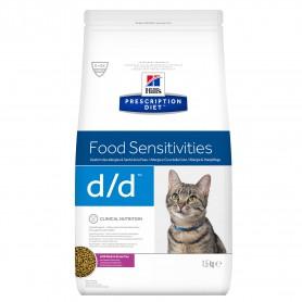 Hill´s Prescription Diet Feline d/d Pato