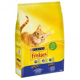 Purina Friskies Cat Adult Bacalao & Verduras