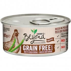 Purina Beyond Grain Free Gato Sabor Pollo