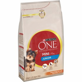 Pienso Purina One Perro Junior Pollo y Arroz