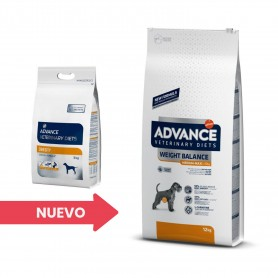 Pienso para perros Advance Obesity Weight Balance