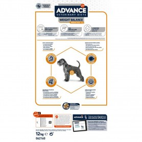 Advance Obesity Weight Balance, pienso veterinario para tu perro