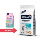 Pienso para gatos Advance Kitten Chicken & Rice