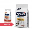Pienso para gatos Advance Adult Salmón & Rice