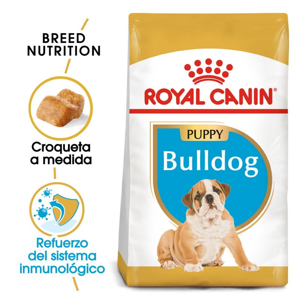 Royal Canin Puppy Bulldog