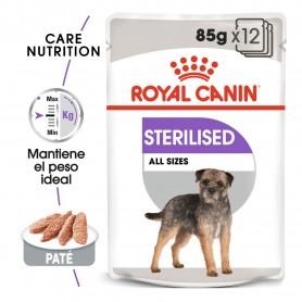 comida húmeda Royal Canin Light Sterilized Pouch