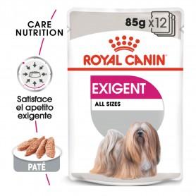 Royal Canin Exigent Pouch, comida húmeda para perros