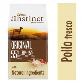 True Instinct Original Medium/Maxi Adult Chicken (Pollo)