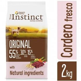 True Instinct Original Mini Adult Lamb (Cordero)