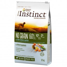True instinct no grain...