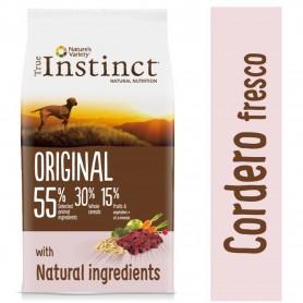 True Instinct Original Medium/Maxi Adult Lamb (Cordero)