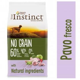 True Instinct No Grain Medium Maxi Adult Pavo