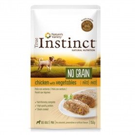True Instinct No Grain Mini Adult Chicken Paté