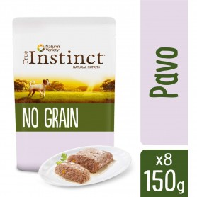 True Instinct No Grain Mini Adult pavo paté