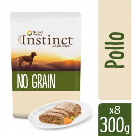 True Instinct No Grain Medium Maxi Adult Pollo