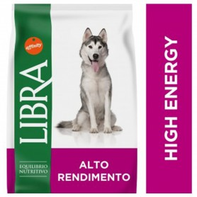 LIBRA Dog High Energy Alto Rendimiento