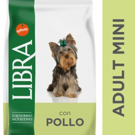 LIBRA Adult Dog Mini Pollo y Arroz