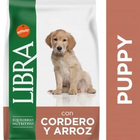 LIBRA PUPPY Cordero y Arroz