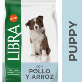 LIBRA PUPPY Pollo y Arroz