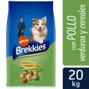 Brekkies Pollo y Cereales, pienso para perros