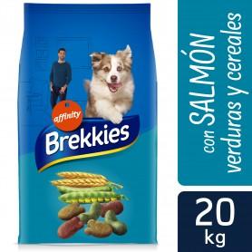 Brekkies Salmon y Verduras