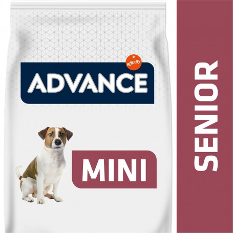 Advance Mini Senior Chicken & Rice