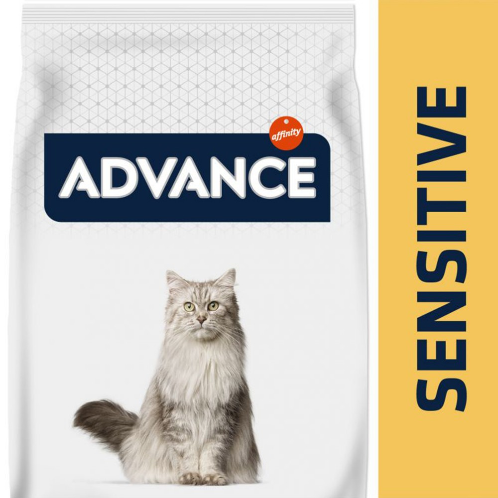 Advance Adult Sensitive Salmón & Rice