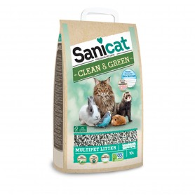 Sanicat Eco Clean & Green