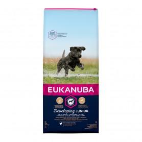 Eukanuba Junior, rico en...