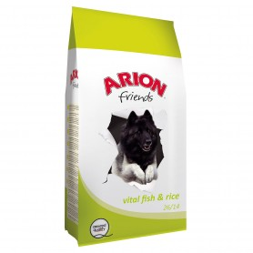 Arion Friends Fish & Rice
