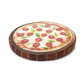 Cojín redondo Italian Pizza