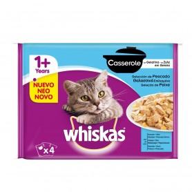Whiskas Casserole selección...