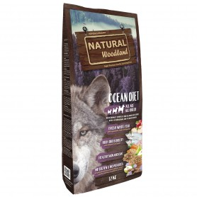 Natural Woodland ocean diet...
