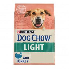 Dog Chow Light Pavo
