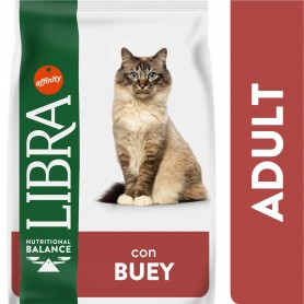 Libra Cat Adult Buey