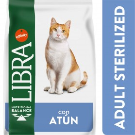 Libra Cat Sterilized Atun