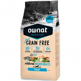 Ownat just Grain Free Trout...