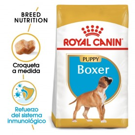 Royal Canin Boxer Puppy...