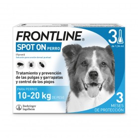 Frontline Spot On Perros...