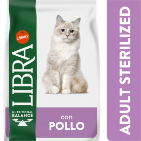 LIBRA STERILIZED Cat