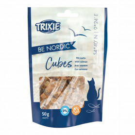 Snacks Salmón Cubes Be Nordic