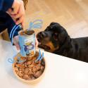 Collar para perros y gatos estampado caritas