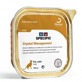 Specific Crystal Management...