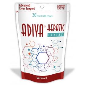 Adiva Hepatic Canine 30Ch